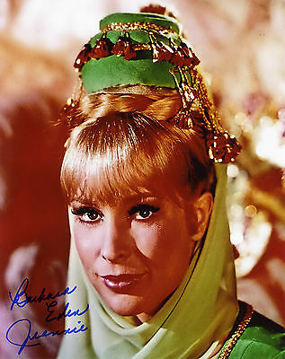 "1312 Barbara Eden I Dream of Jeannie Autograph Autographed 8x10"" Photo"