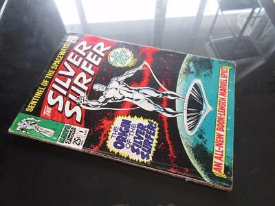 Silver Surfer #1 MARVEL 1968 - ORIGINS of The Silver Surfer & The Watcher!!!