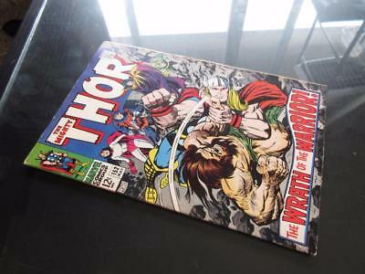 Thor #152 MARVEL 1968 - NEAR MINT 9.0 NM - Destroyer and Ulik apps - Jack Kirby
