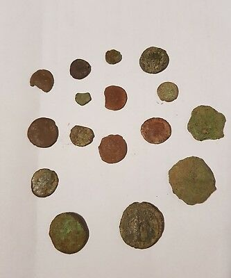 roman coins metal detecting  finds