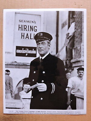 Peter O'Toole in uniform original portrait photo 1965 Lord Jim