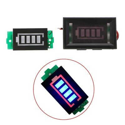 Lithium 12.6V Display Battery Capacity Indicator Module Electric Vehicle Tester