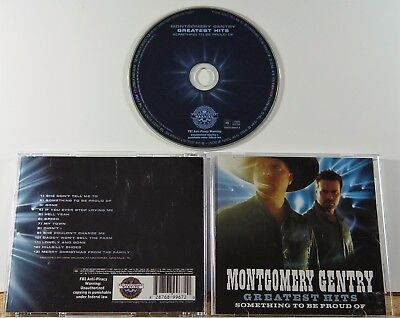montgomery gentry cd something to be proud of best of greatest hits free s - Montgomery Gentry Merry Christmas From The Family