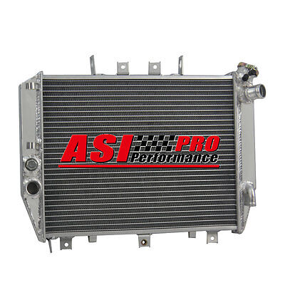 Replacement Aluminum Radiator For 00 01 Kawasaki ZX12 ZX12R 2000 2001 PRO