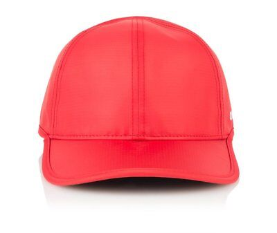 Official 6 Panel Hat - True 2.0 Red Adjustable