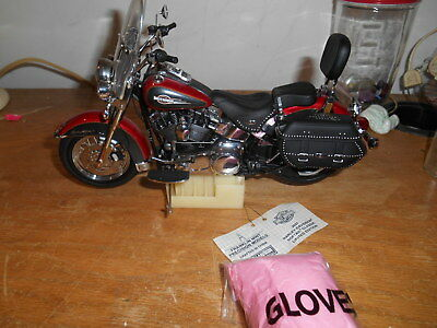 Franklin Mint Harley-Davidson 2007 Heritage softail classic-Limited edition 1:10
