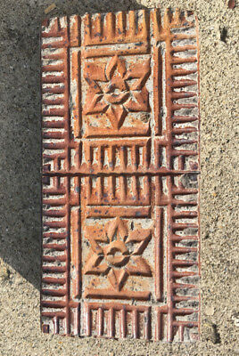 Nelsonville Block Antique Star Brick Vintage Reclaimed Salt Glazed