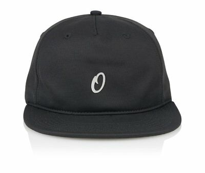 Official 6 Panel Hat - Airluxe Black Adjustable