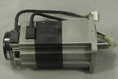 1PCS Omron servo motor R88M-H1K130-B used tested