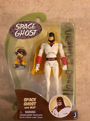 Space Ghost with Blip