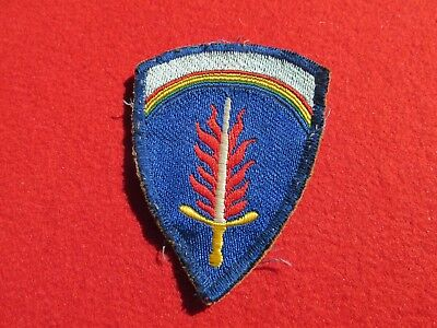 US Army Supreme Headquarters Allied Expeditionary Force SHAEF German made
