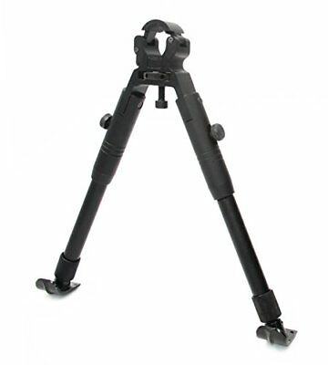 JINSE Tactical Bipod Dragon Claw Clamp-on Folding Steel Feet Height 9-11 by JIN