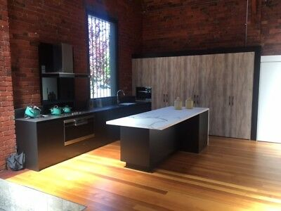 Kitchen - Ex Display - Recommended Retail $36,570.00 Cabinety & Benchtops