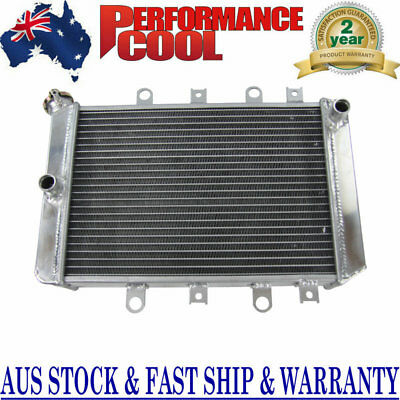 3Row Aluminum Radiator For Yamaha Grizzly 550 700 2012 2013 2014