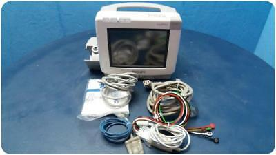 Philips M8105At Intellivue Mp5T Patient Monitor ! (160875)