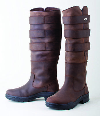 Colorado Yard Boots - Size 4 - BRAND NEW - FREE POSTAGE