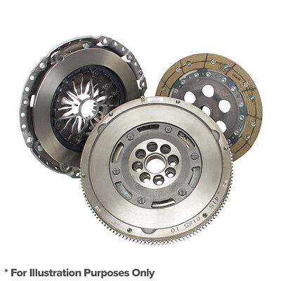 Luk Dual Mass Flywheel + 2Pc Clutch Kit - Ford Galaxy 2006-2010 MPV