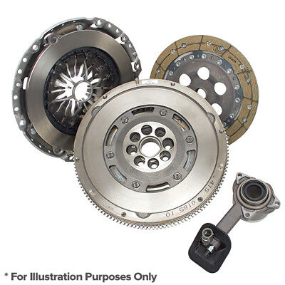 Luk Dual Mass Flywheel + 3PC Clutch Kit With CSC - Ford Focus C-Max 2003-2007