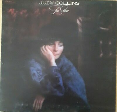 lp record by Judy Collins, True stories and other dreams