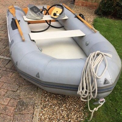 Avon Hypalon Inflatable Dinghy 3.1 Metres - relist Ebay made me change catergory