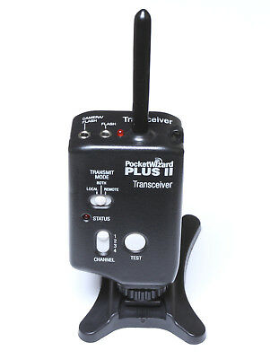 PocketWizard Plus II 2 Transceiver in Excellent Condition - EU Version