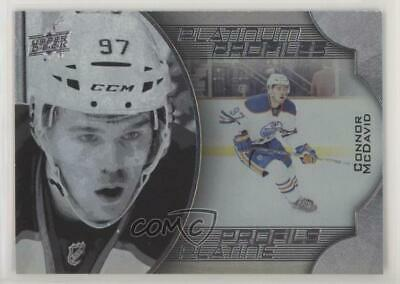 2016 Upper Deck Tim Hortons Collector's Series #PP-5 Connor McDavid Hockey Card