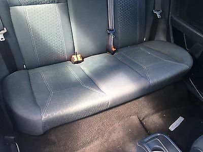 Ford Fiesta Mk8 - 2008-2015 - rear seat base - breaking
