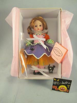 "NRFB Madame Alexander 8"" Doll *I'll Put a Spell on Boo!* #69780 The Collection"