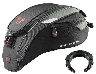 Multistrada 950 from Yr 16- Quick-Lock EVO Engage Motorcycle Tank Bag Set NEW