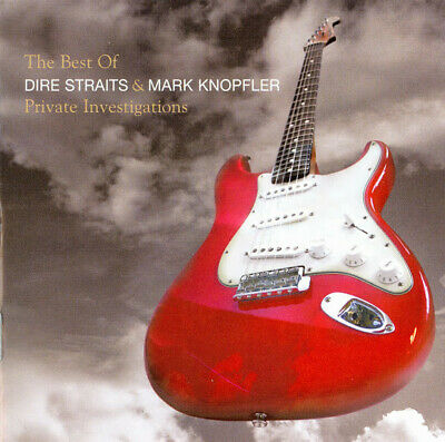 Dire Straits / Private Investigations / The Best of (Greatest Hits) *NEW* CD
