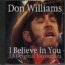 Don Williams / I Believe in You  *NEW* CD