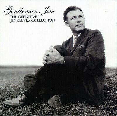 Jim Reeves / Gentleman Jim: Definitive Collection (Best of / Greatest) *NEW* CD