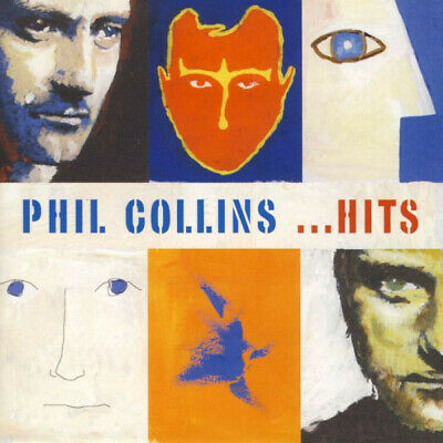 Phil Collins / Hits (Best of / Greatest) *NEW* CD