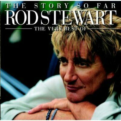 Rod Stewart / The Story So Far / Very Best Of (2 CD) (Greatest Hits) *NEW* CD