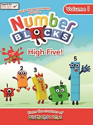 Number Blocks - High Five  **NEW**