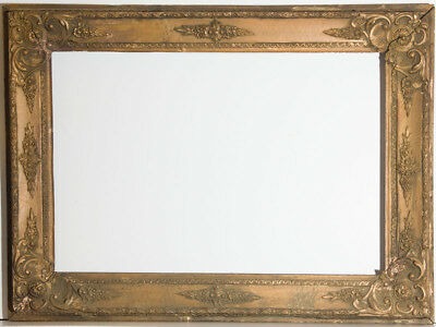 Early 20th Century Ornate Gilt Picture Frame