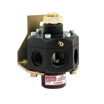 Mallory 4300M Universal Fuel Pressure Regulator