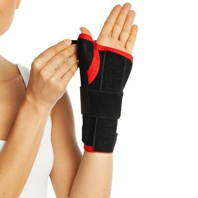 Neoprene Thumb and Wrist Support - Hand Brace Breathable Carpal Tunnel Arthritis