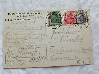 Stamps Postcards Germany Reich Postal History Nice Lot Bc..066