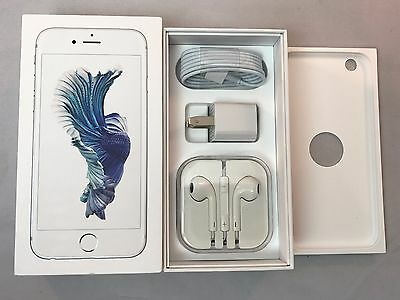 Apple iPhone 6s Empty Retail Box With Accessories