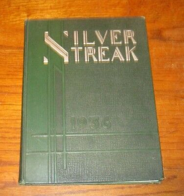 Silver Streak - Steinmetz High School Yearbook 1936 - Chicago Illinios