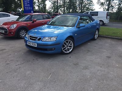 Saab  9.3 Vector Convertible 150Bhp Includes Private Number Plate