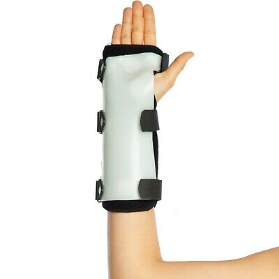 Thermoplastic Wrist Splint - Hand Brace Breathable Carpal Tunnel Arthritis