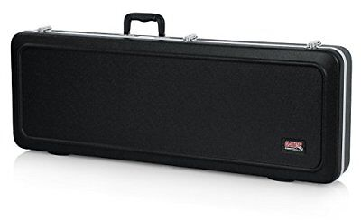 Gator*GC-ELECTRIC A*Deluxe ABS Fit-All Electric Guitar Hard Case FREE SHIP NEW