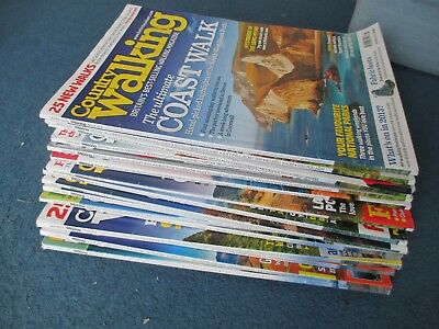 Country Walking Magazine - 17 issues
