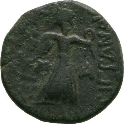 Lanz Armenia Artaxiad Kingdom Tigranes Ii Nike Wreath Nisbis Rare Ae ±Bee881
