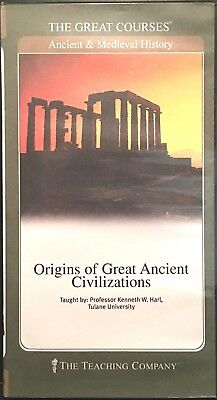 Origins of Great Ancient Civilizations (DVD w/ Booklet) Ships within 12 hours!!!