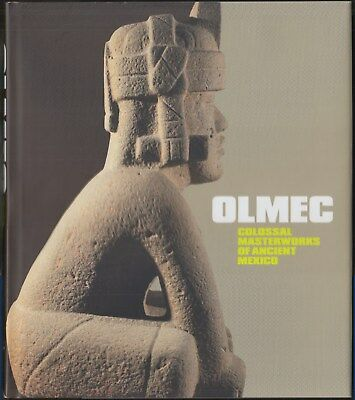 Olmec : Colossal Masterworks of Ancient Mexico by Kathleen Berrin 2010 HC/DJ 1ST