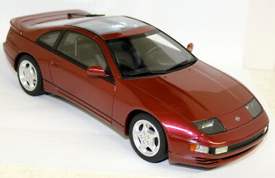 LS Collectib 1/18 Scale Nissan ZX300 Twin Turbo Cherry Pearl Red Resin Model Car
