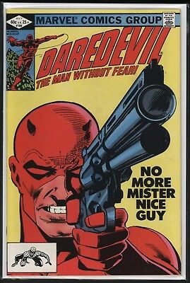 Daredevil #184 Classic Frank Miller Original Owner Copy 1982 Going Cheap!